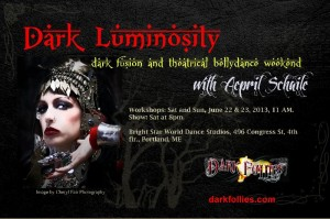 Dark Luminosity