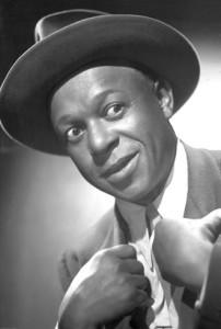 """Eddie """"Rochester"""" Anderson (1947 - NBC promo)"""