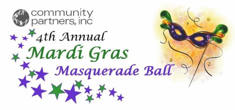 4th Annual Mardi Gras Masquerade Ball